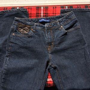 🔥 Bandolino Blu Dark denim Jeans - size 8